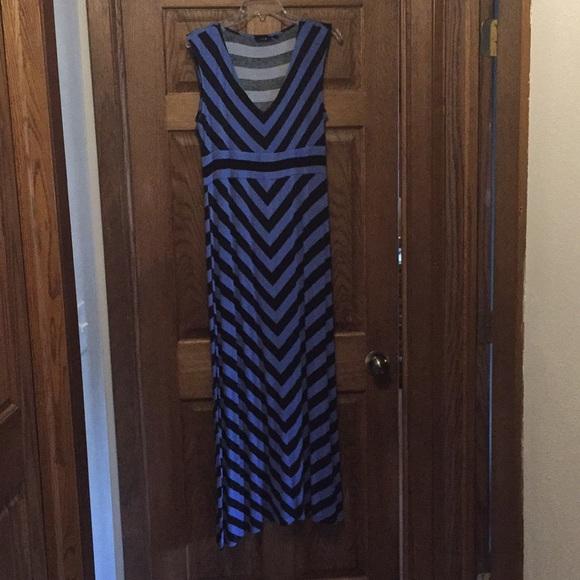 Apt. 9 Dresses & Skirts - Maxi dress, Apt. 9 SZ L